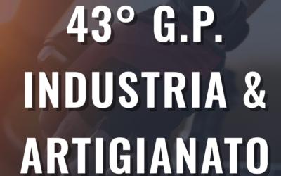 43° Gran Premio Industria e Artigianato anno 2021